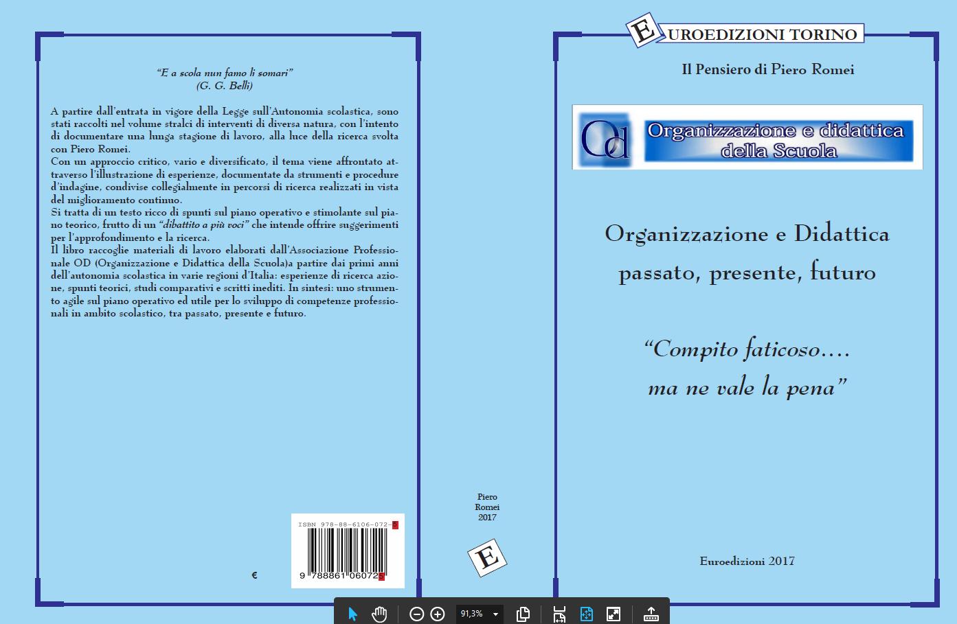 Libro - Piero Romei